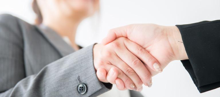 定期訪問付きの顧問契約